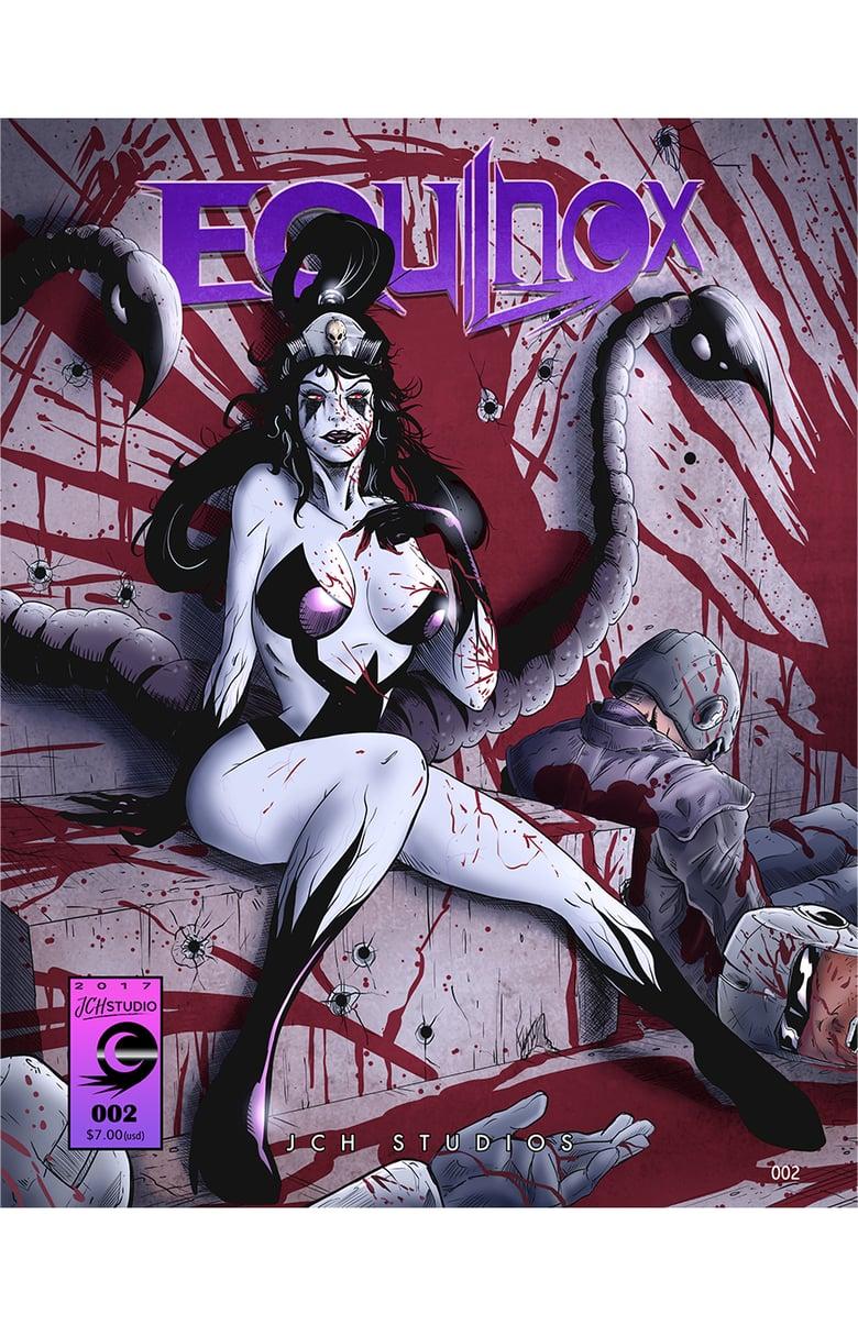 Image of EQUINOX Issue 02