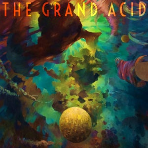 Image of The Grand Acid - S/T Vinyl LP