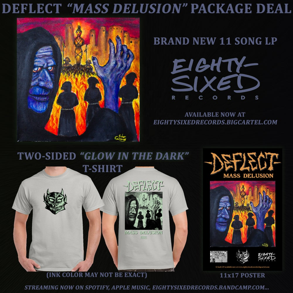 """Image of Deflect """"Mass Delusion"""" Package Deal"""