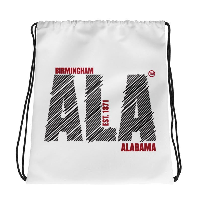 Image of Birmingham Drawstring Bag