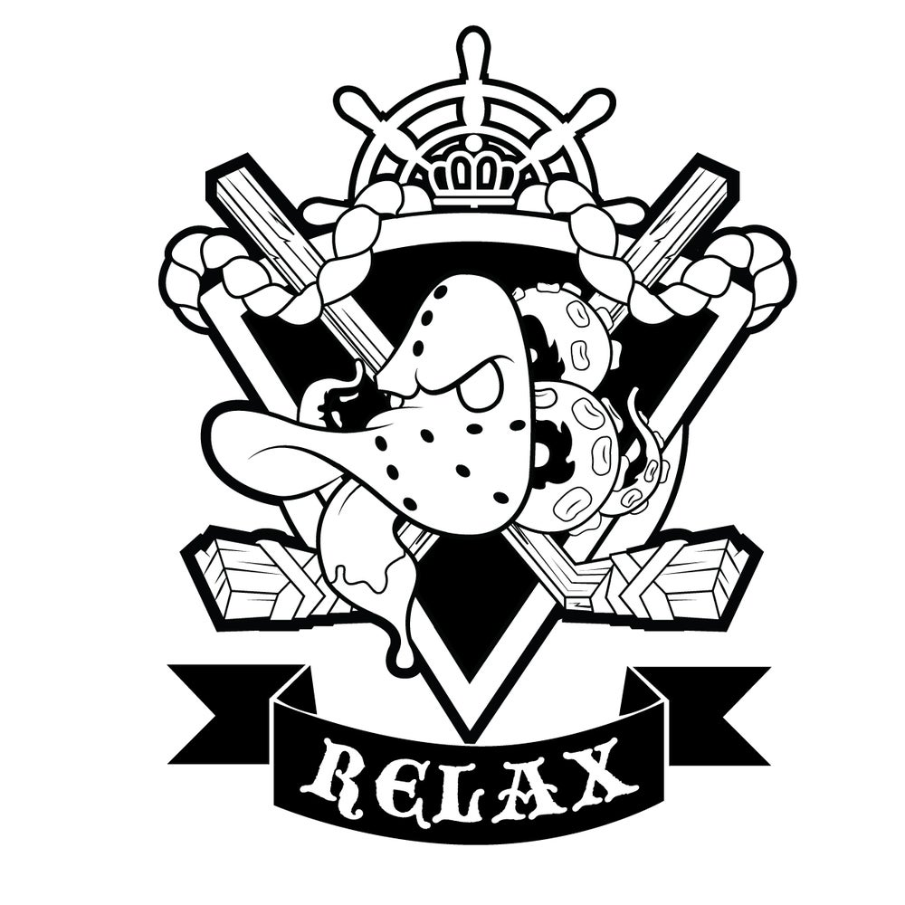 Image of Relax Mighty Tee