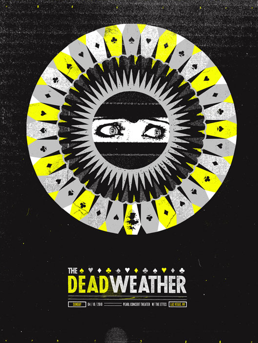 Image of The Dead Weather / Las Vegas