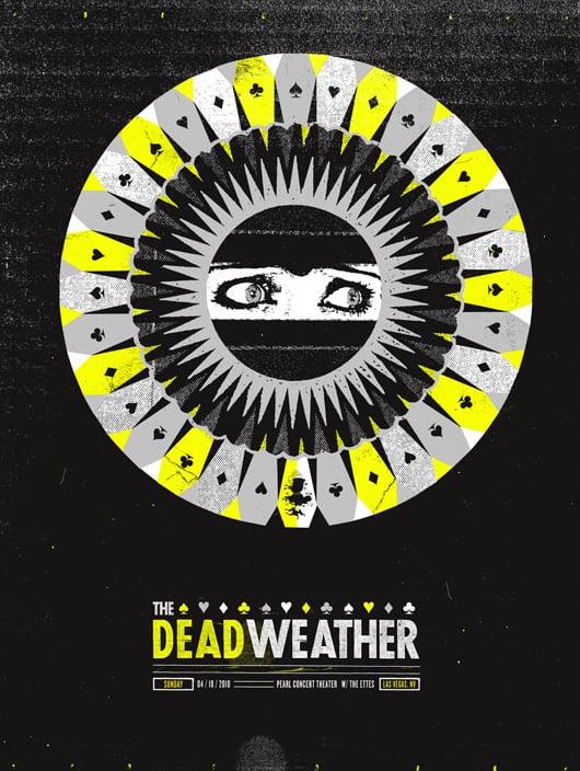 Image of The Dead Weather / Las Vegas