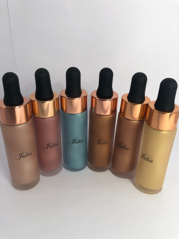Image of Sheer Illuminating Liquid Highlighter The Drops of Pearl Collection
