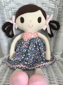 Image of Poppy - Handmade Doll