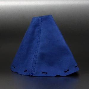 Image of Blue Suede Shift/E-Brake Boots