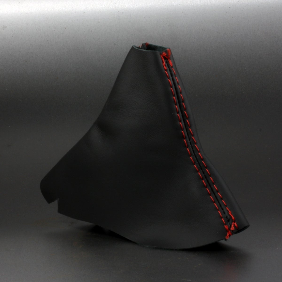 Image of Black Premium Leather Shift/E-Brake Boots