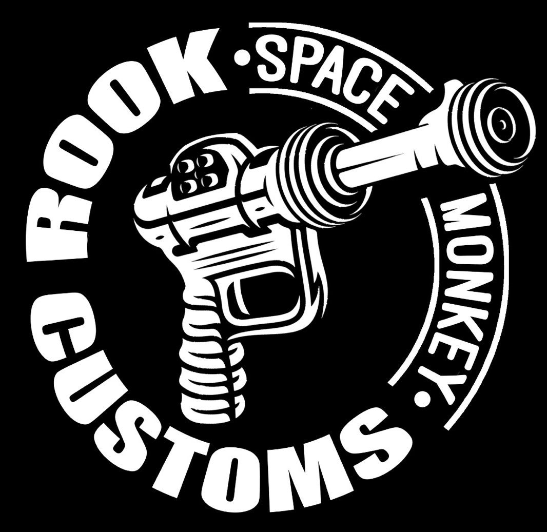 Image of Rook Custom Ray-Gun Tee