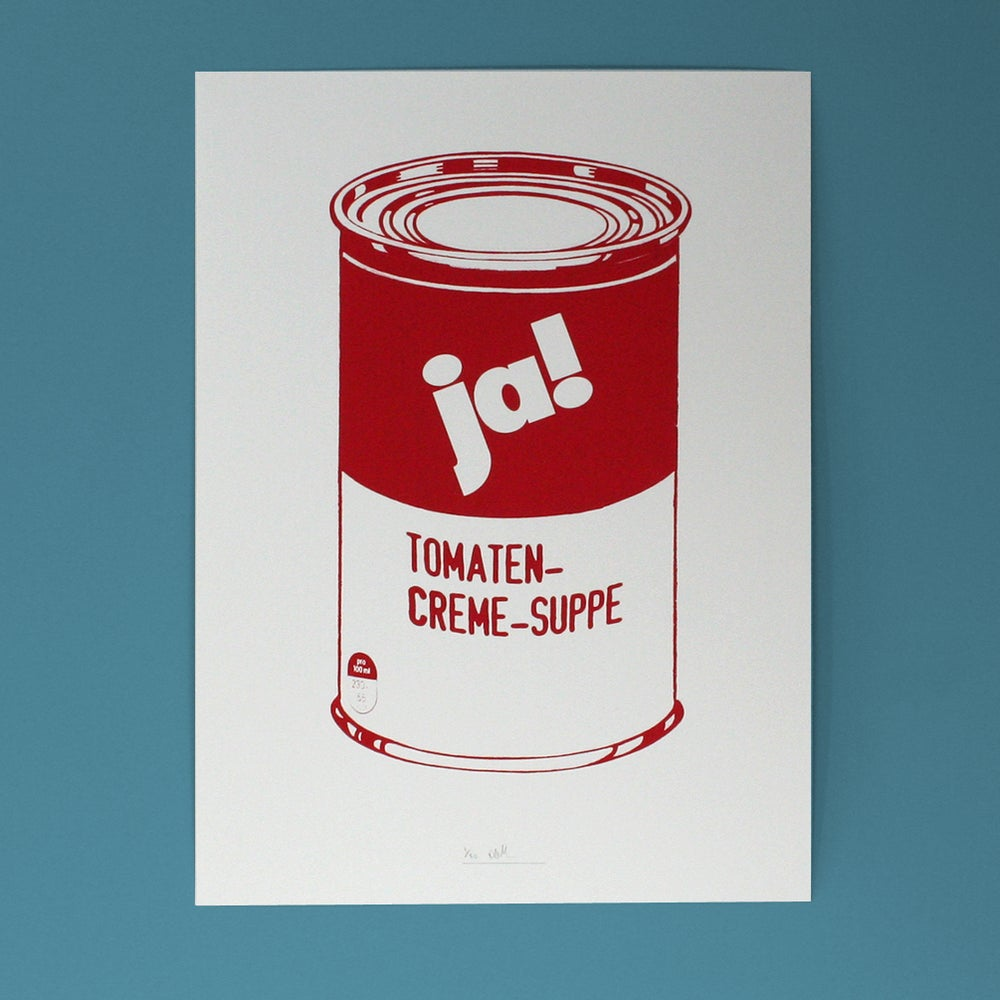 Image of Tomaten-Creme-Suppe
