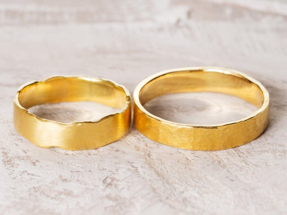 Image of FAIR GOLD Wedding rings