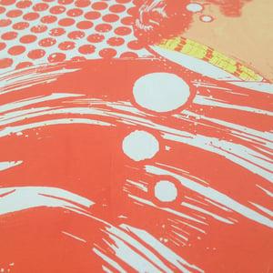 Image of Love - In The Now - Orange (Original 1/1)
