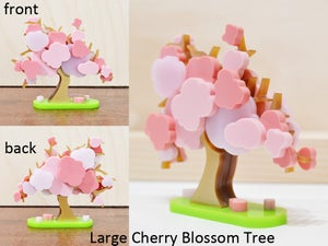 Image of Large Cherry Blossom Tree