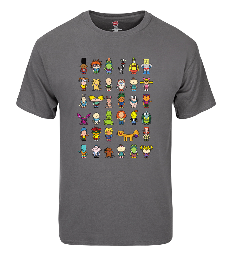 Image of Nicktoons Tshirt
