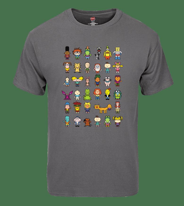 Image of Nicktoons Tshirt