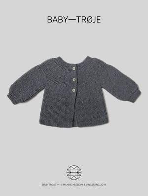 Opskrift / baby—trøje