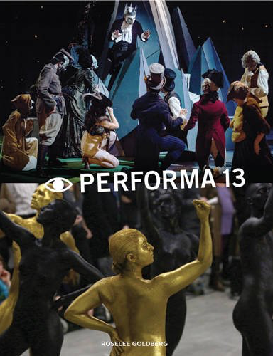 Image of PERFORMA 13: SURREALISM / THE VOICE / CITIZENSHIP