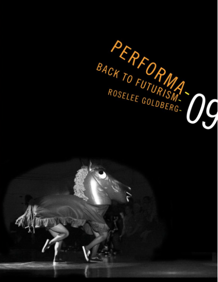 Image of Performa 09: Back to Futurism