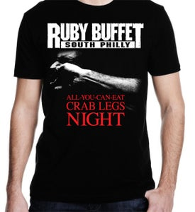 Image of Crab Legs From Hell - tshirt