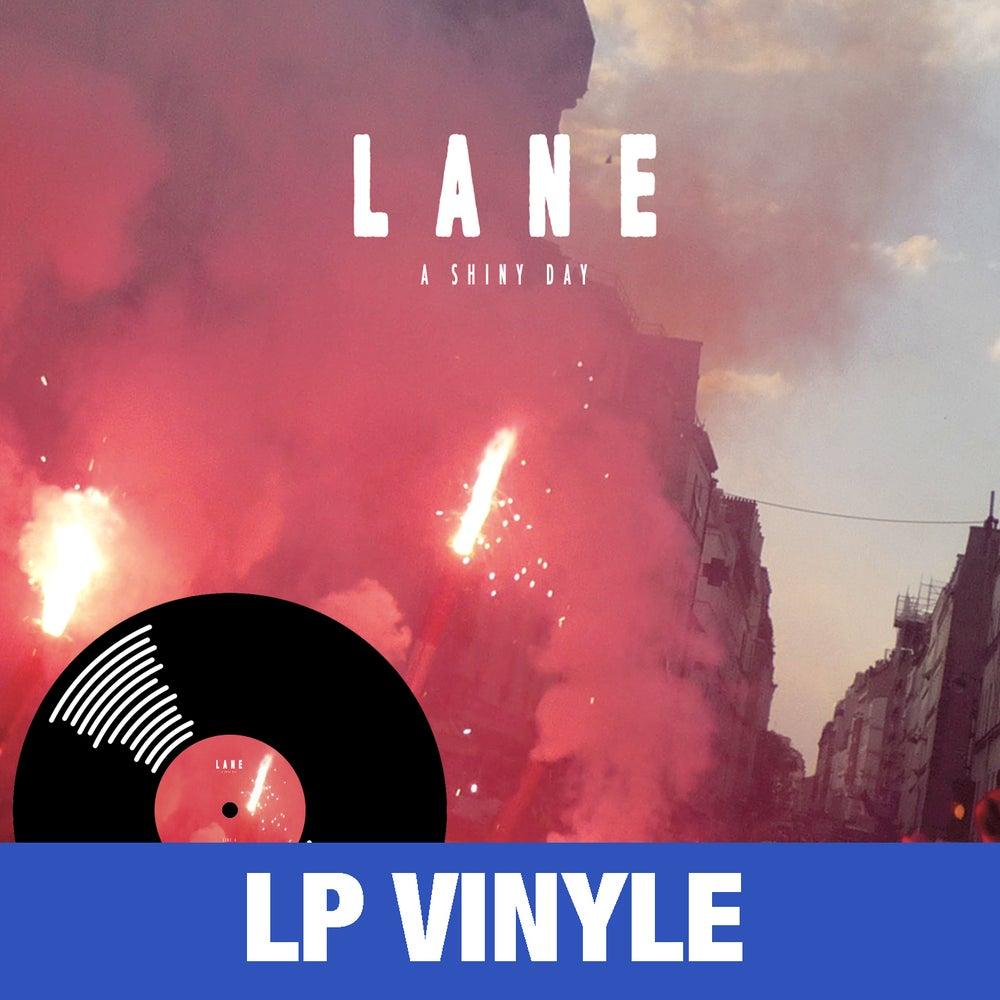 "L A N E ""A Shiny Day"" LP vinyle"