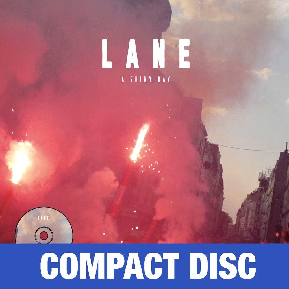 "L A N E ""A Shiny Day"" CD"