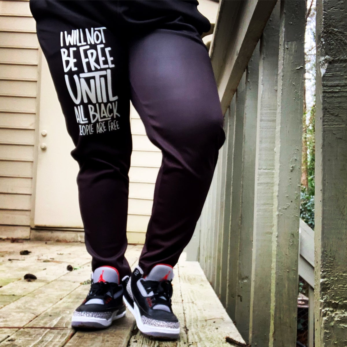 Image of True Freedom (Joggers)