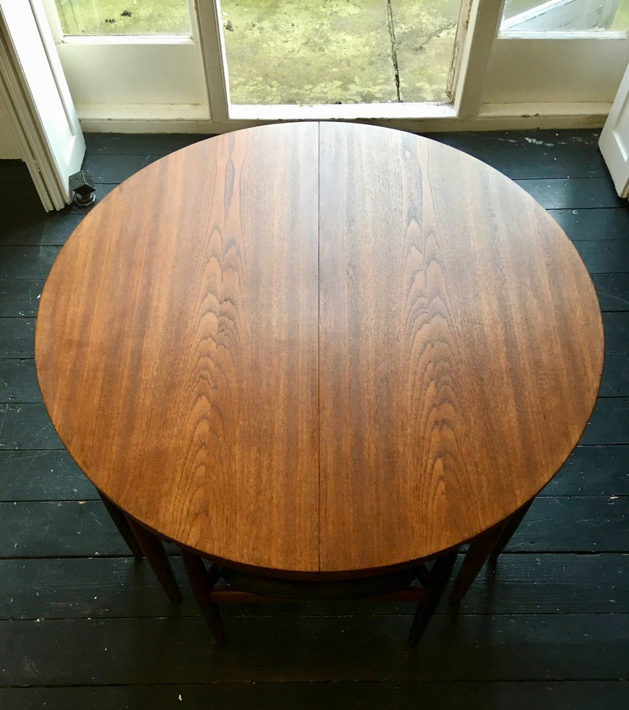 Image of Dining Suite by Hans Olsen for Frem Røjle, Denmark