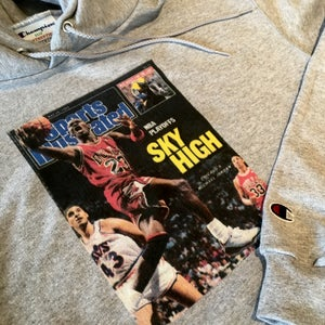 Image of Sky High Jordan Sweatshirt grey