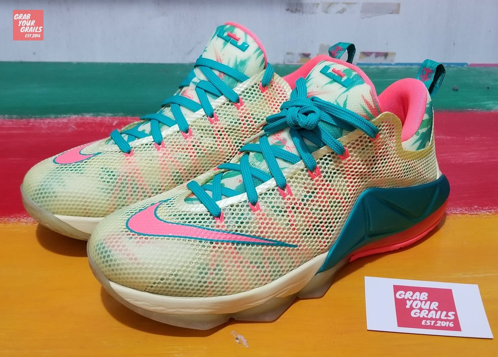 new york 2bf0b 244e2 Image of Nike LeBron 12 Low Premium EP