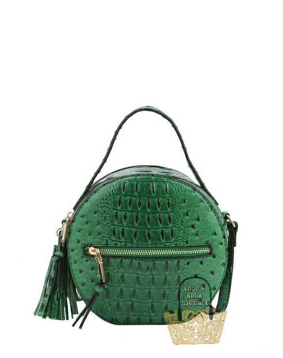 Image of Ostrich Crossbody