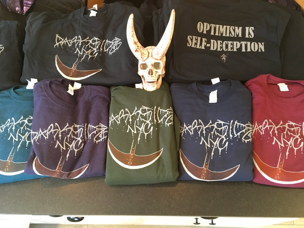 Image of Darkside NYC T-shirt — Pendulum