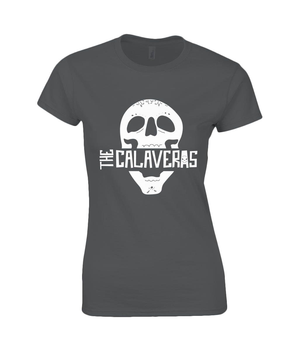 Image of Women's Skull Logo T-Shirt