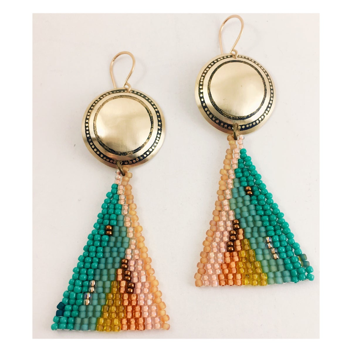 Image of Sugar Candy Mountain Earrings