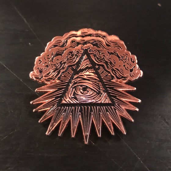 Image of All-Seeing Eye Pin