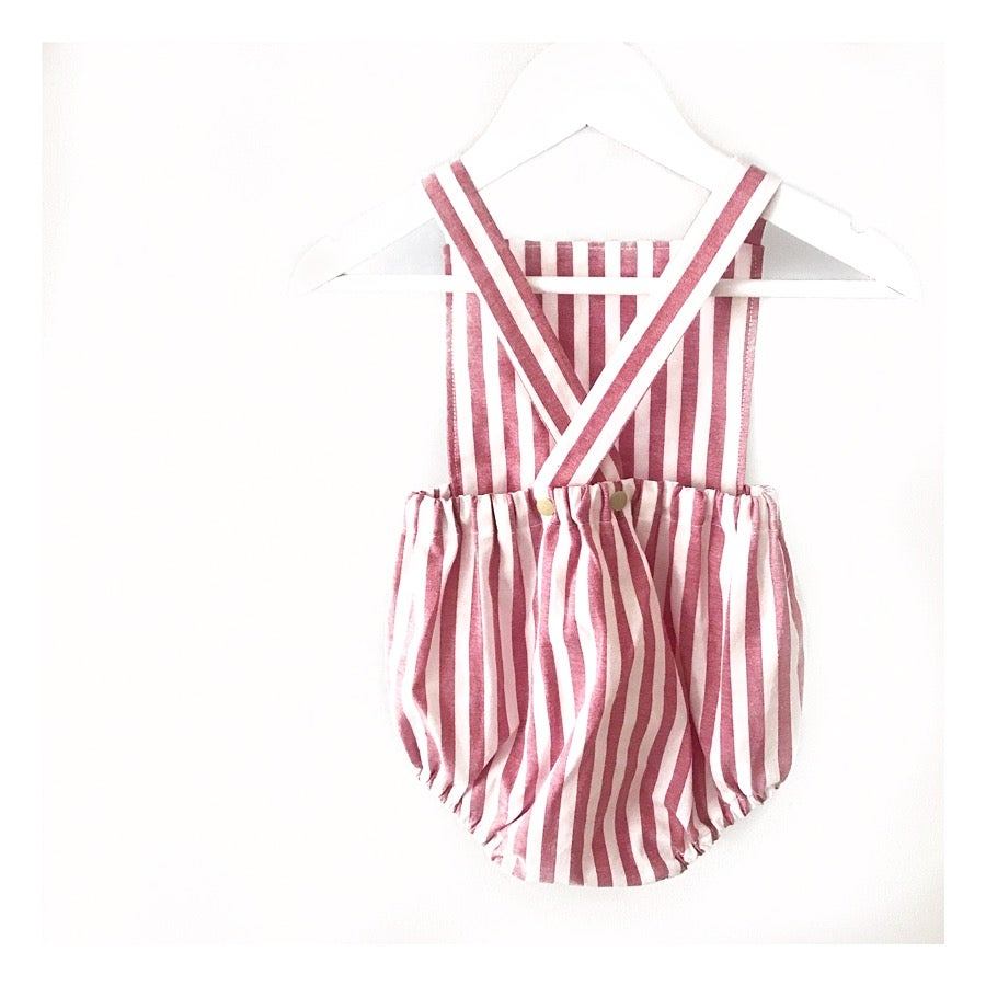 Image of Teddy rust Romper