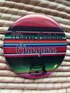 Button Happy Birthday Chingona Serape