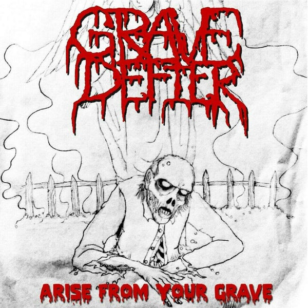 Image of Grave Defier - Arise From Your Grave