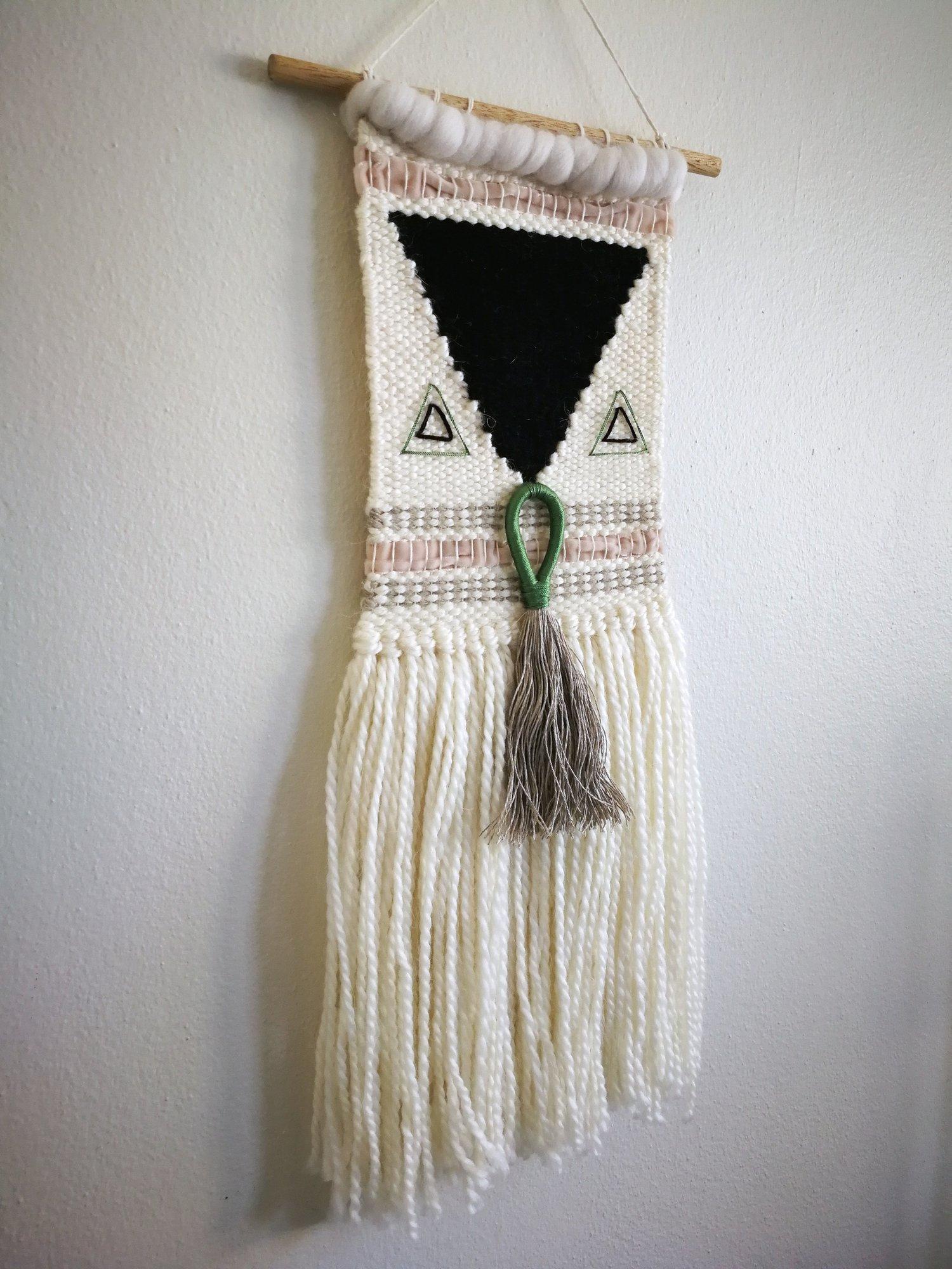 Image of Woven Wall Hanging - ADELINE