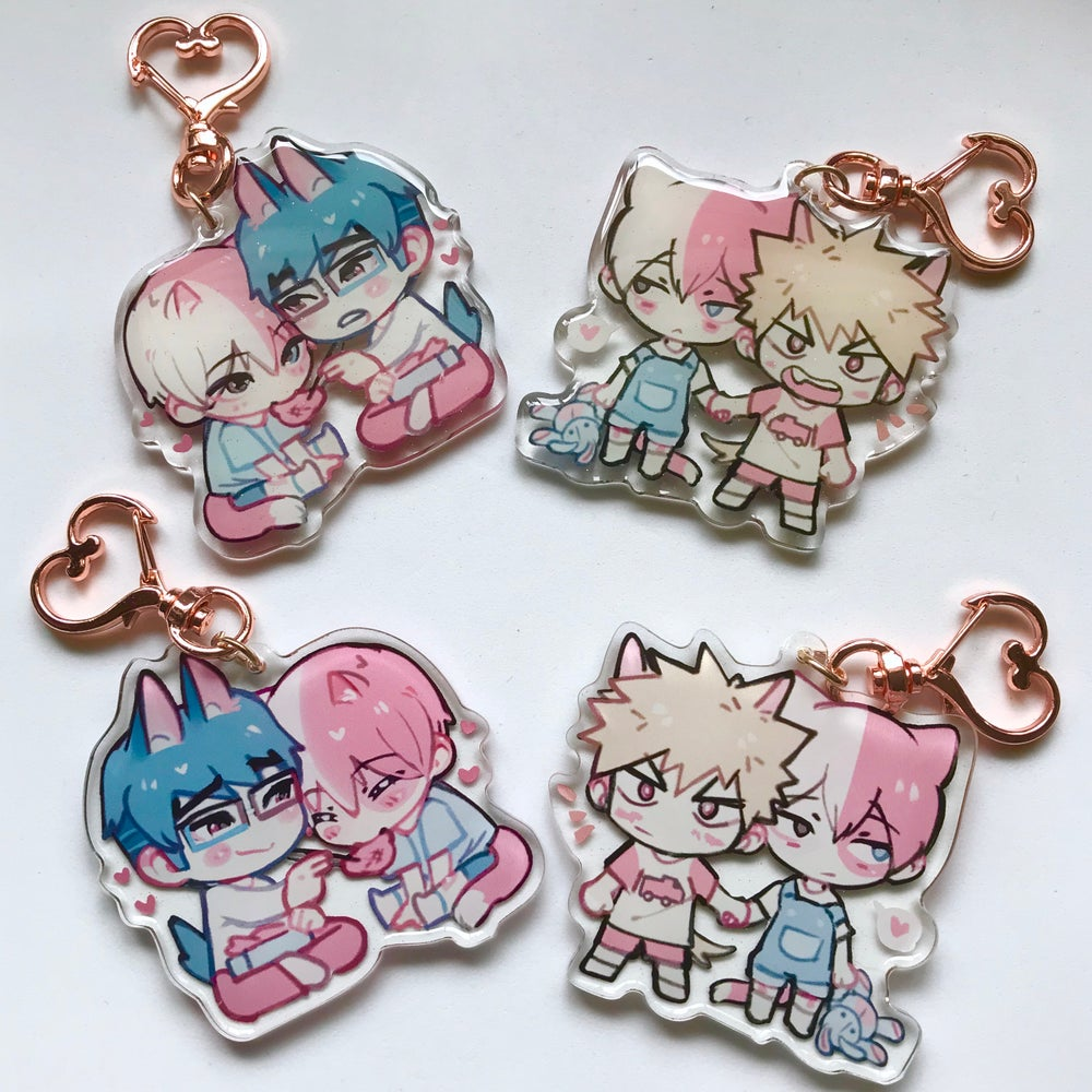 Image of Todokitty & Friends ~Trasshes~