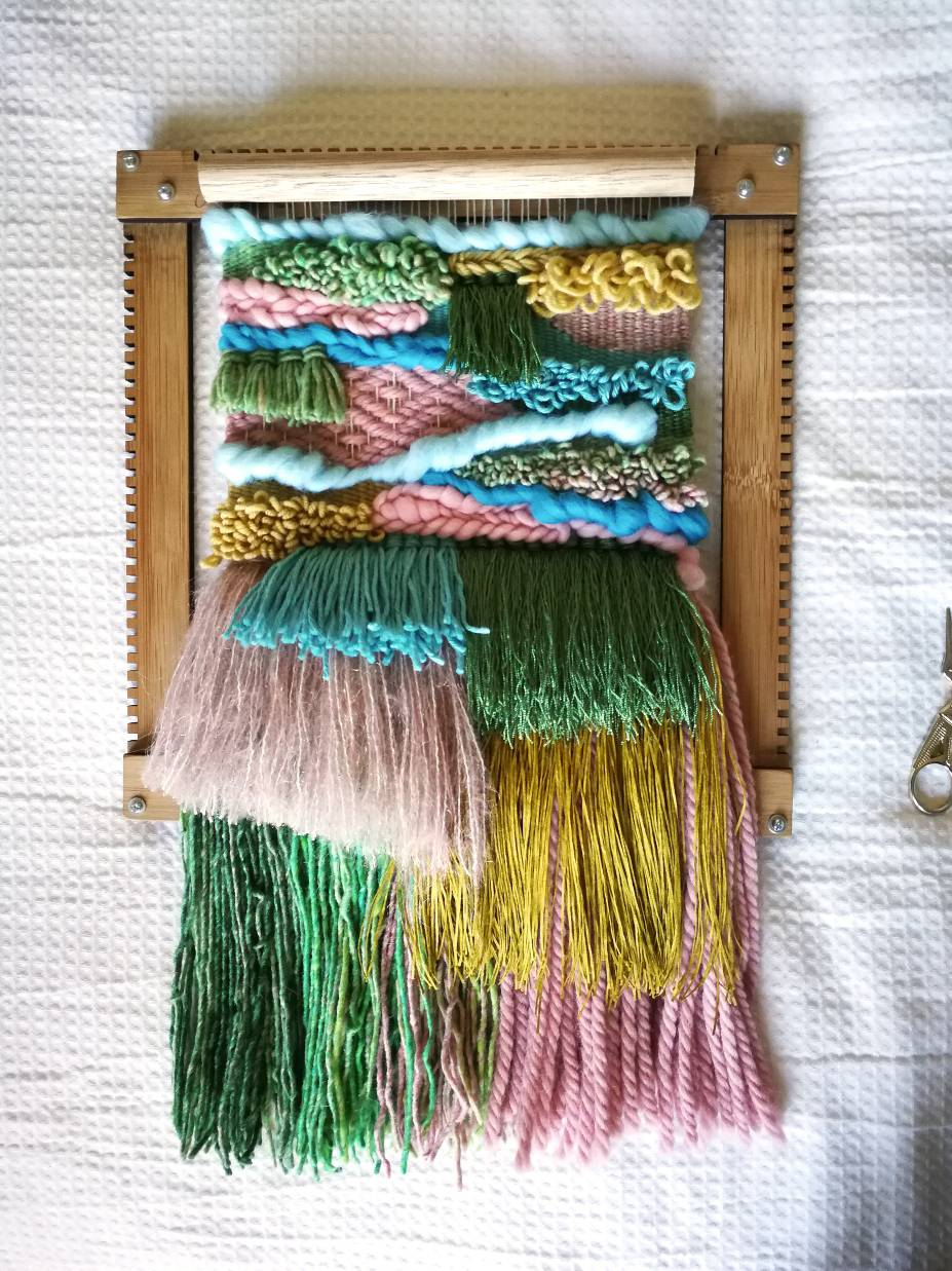 Image of Small Custom Wall Hanging - MADE TO ORDER