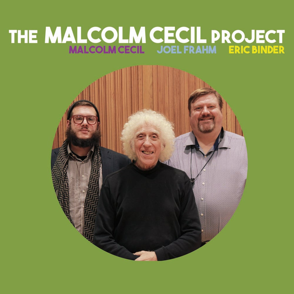 Image of Eric Binder Trio- Malcolm Cecil Project (ft. Joel Frahm)