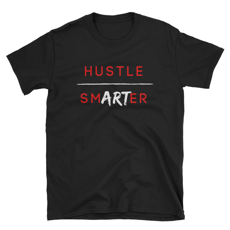 Image of Creative Hustle - Black, Red, White