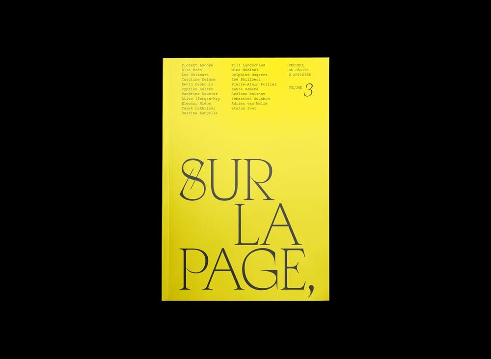 Image of Sur la page, abandonnés — vol.3