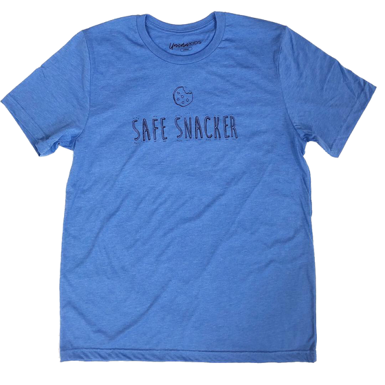 Image of Adult Safe Snacker Tee