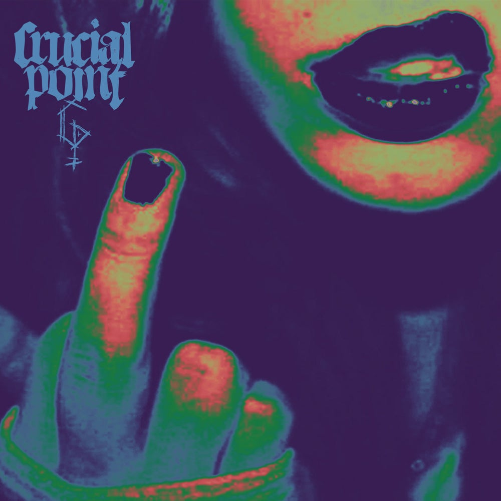 Image of Crucial Point - S/T LP