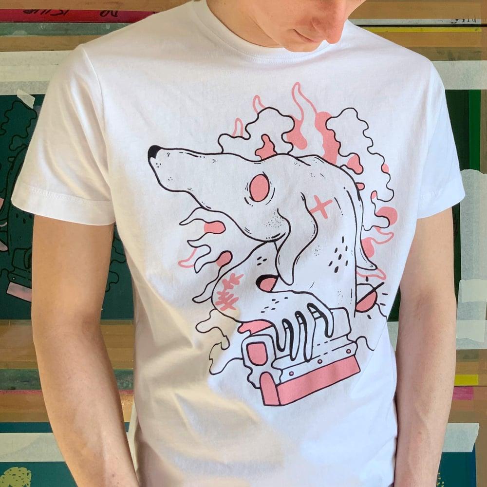 Image of John Lihou - Guest Artist T-shirt