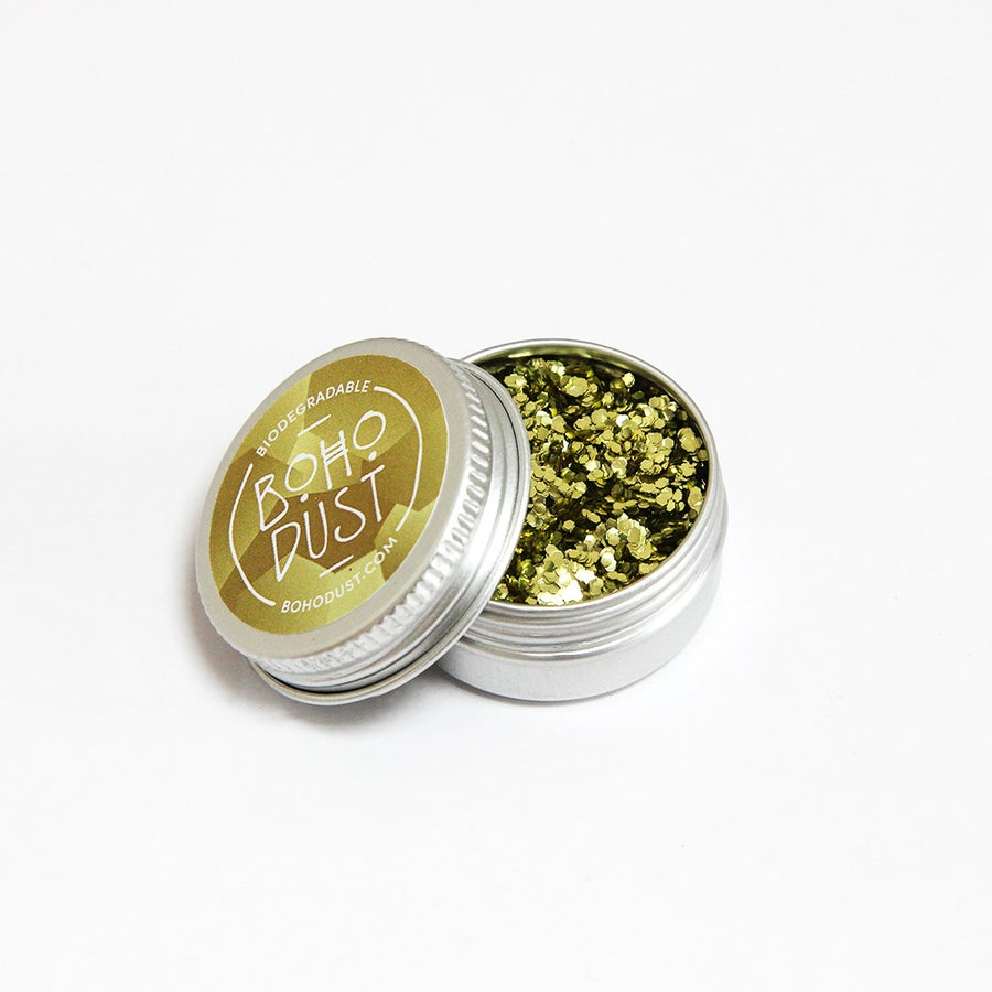 Image of Solis Biodegradable Glitter (10g tin)