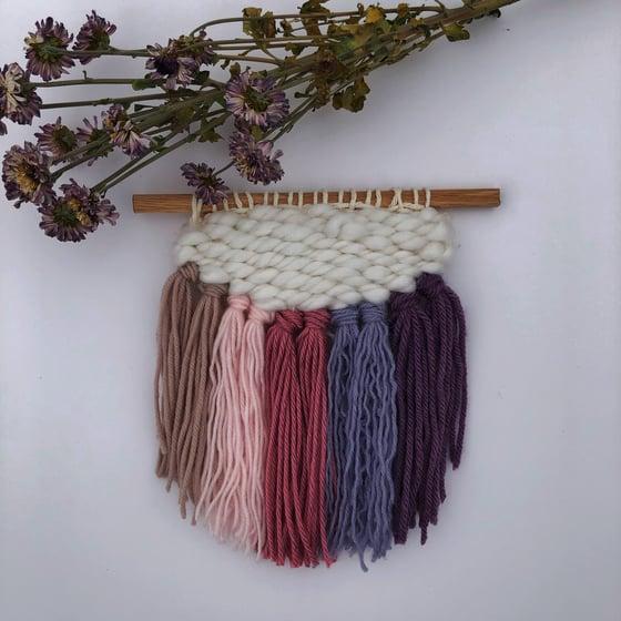Image of Mini Rainbow Weaving