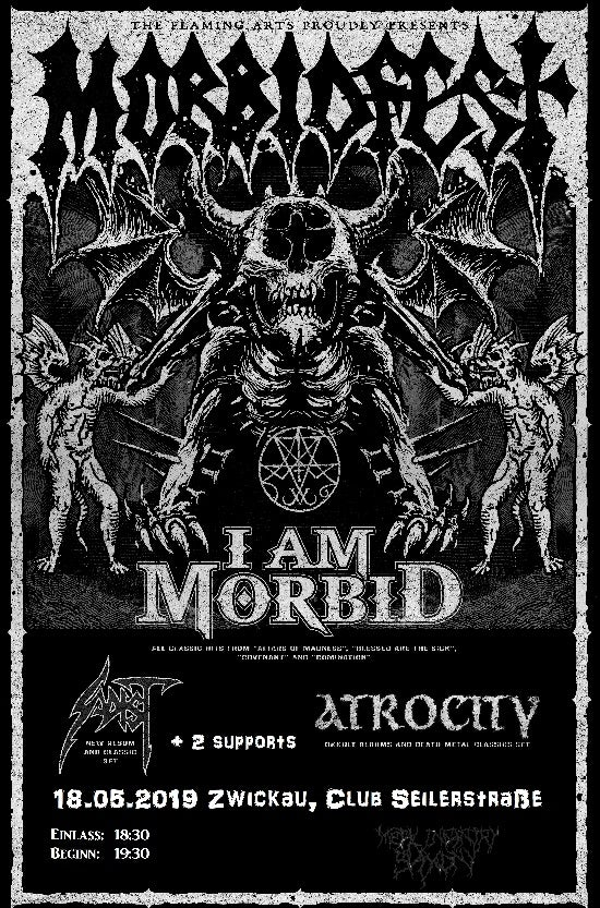 Image of Ticket Morbidfest