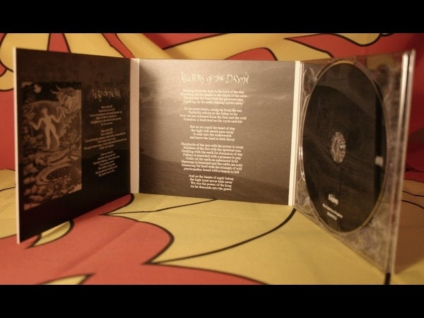 Image of Athelstan - The Ride digipak CD