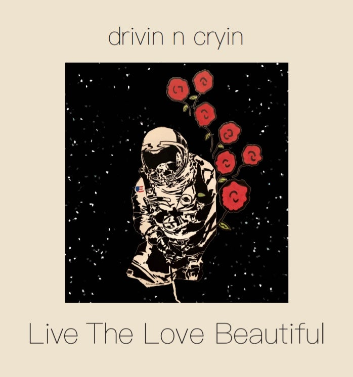 Image of Live The Love Beautiful Midnight Blue Vinyl 140g